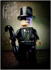 Two Face, Gotham By Gaslight (LegoKlyph) Tags: lego custom brick block mini figure two 2 face dc comics comicbook book art dent acid