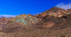 ..die Farben eines Vulkans (ulrichcziollek) Tags: spanien kanarischeinseln kanaren teneriffa tenerife teide caldera