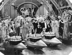 """Madame Satan"" (jericl cat) Tags: madamesatan 1930 artdeco zepellin dirigible party deco number scene costume ball gala hollywood production history"