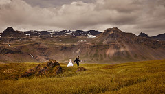 Silvia & Christian (LalliSig) Tags: wedding photographer iceland snæfellsnes people portrait portraiture summer july brúðkaup brúðkaupsljósmyndari búðir