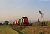 CTI D100.103 - Tarantasca (Federico Santagati) Tags: d100 100 103 cti vossloh g1000bb tarantasca cereali busca cuneo captrain italia