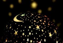 Star Globe (Agne Barde) Tags: star globe light artificiallight moon night smileonsaturday lightopia