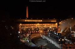 Dampflokparade Dresden 2017 (Federico Santagati) Tags: dampflokparade dresden 2017 altstadt dampf lok steam locomotives bw