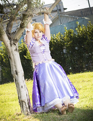 _MG_5159 (Mauro Petrolati) Tags: gumiku cosplay cosplayer romics 2017 rapunzel disney