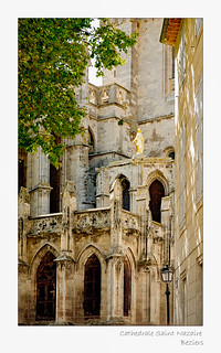 Cathedral Beziers France