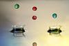 In a row (Wim van Bezouw) Tags: sony ilce7m2 drops splash pluto trigger plutotrigger macro