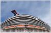 Carnival Breeze Pano (Derrick_Nguyen) Tags: carnival breeze cruise ship jamaica caribbean
