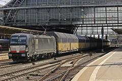 MRCE/PCT 193 855 am 14.07.2015 mit einem ARS Autozug in Bremen Hbf (Eisenbahner101) Tags: