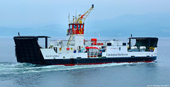 Scotland West Highlands Argyll car ferry Isle of Cumbrae making for Portavadie 21 June 2017 by Anne MacKay (Anne MacKay images of interest & wonder) Tags: scotland west highlands argyll caledonian macbrayne calmac car ferry isle cumbrae sea xs1 21 june 2017 picture by anne mackay