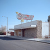 silver dollar liquors. boron, ca. 2017. (eyetwist) Tags: eyetwistkevinballuff eyetwist silverdollarliquors boron california mojavedesert abandoned ruin sign neon arrow mamiya 6mf kodak portra 160 mamiya6mf 75mm kodakportra160 ishootfilm ishootkodak analog analogue film emulsion mamiya6 square 6x6 mediumformat 120 filmexif iconla epsonv750pro lenstagger mojave desert highdesert arid dry socal liquor silver dollar derelict faded americana bypassed roadside street typography type signs typographic signage text letters numbers graphic peeling delicatessen red building ca58 6 kern county west liquors store booze lonely american typologies