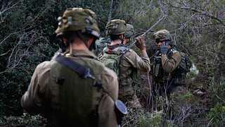 Paratroopers Brigade Exercise