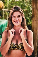 Ohana (alcure85) Tags: ifttt 500px portraits beauty smile bikini feliz beach