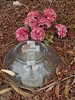 Always Upside Down (mikecogh) Tags: adelaide cemetery graves dead sad bowl upsidedown always carnations artificial fake