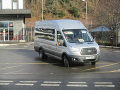 Ford Transit - ST65GZV - Scottish Borders Council (cessna152towser) Tags: fordtransit galashiels