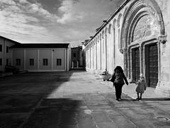 Glimpses of Sardinia n. 29 (Franco & Lia) Tags: portotorres basilica sangavino sardegna sardinia glimpsesofsardinia biancoenero noiretblanc blackandwhite