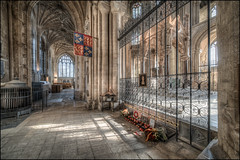 Peterborough Cathedral 2018 - 11 (Darwinsgift) Tags: peterborough cathedral interior burial queen hdr laowa 12mm f28 venus optics zero d katherine aragon