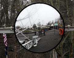 2018-02-06 Can you see me? (Mary Wardell) Tags: mirror selfie oakspark portland oregon justforfun canon 80d