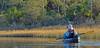 STALKING THE MARSHY SHORE (Wolf Creek Carl) Tags: peopleinnature kayak paddle saltmarsh portstjobay portstjopeninsula nature outdoors florida