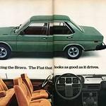 1978 Fiat Brava Advertisement Playboy July 1978 thumbnail