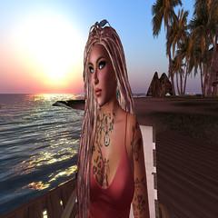 dread (konmagic) Tags: praia sol sunset dread paz pensamentos