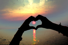 El Sol de Maria (pepebarambio) Tags: luna mar maria nwn