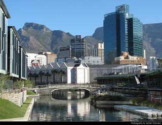 Gateway Canal, Cape Town, South Africa