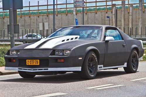 Chevrolet Camaro Sport Coupé 1984 (1732)