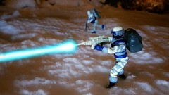 Snow Serpent Commando (2 of 2) (nightforce72) Tags: gijoe actionfigures custom laser toyphotography