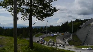Holmenkollbakken, Ski jumping hill - Oslo, Norway