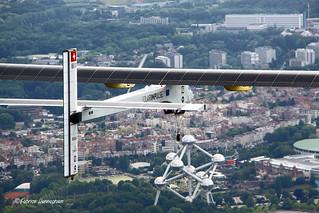 HB-SIA Solar Impulse Aircraft S-10