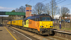 67027 (mike.online) Tags: class67 charlotte colas skip leyland