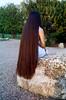 Reyna (Thompson Photography) Tags: reynaflores lyndalepark minneapolis minnesota mn september 1998 91198 longhair woman scancafe3