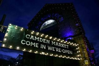 Camden Market Night