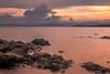 Sunset at Le Dramont (einaz80) Tags: dramont ledramont sunset tramonto twilight sundown saint raphael saintraphael beach spiaggia plage var france francia