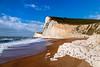 England - Jurassic Coastline (Nomadic Vision Photography) Tags: autumn beach dorset england limestonecliff ocean outdoor travel unitedkingdom landscape scenic westlulworth gb