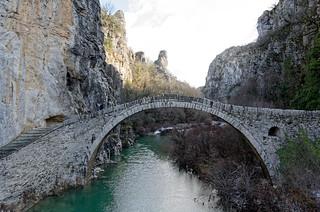 Bridge of Kokkoris or Noutsos - Zagori