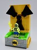 Doctor Phosphorous - 8x8 vignette for Brick Fanatics (justin_m_winn) Tags: lego batman minifigure series 2 doctor phosphorous vignette