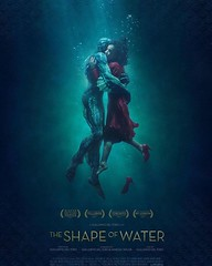 Unable to perceive the shape of You, I find You all around me. Your presence fills my eyes with Your love, It humbles my heart, For You are everywhere. #shapeofwater #movie