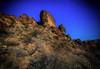 Desert Dreams (Martin Smith - Having the Time of my Life) Tags: desertdreams palmsprings desert sagebrush bluesky textures 5shotpano pano panorama martinsmith ©martinsmith nikcolorefex nikond7000