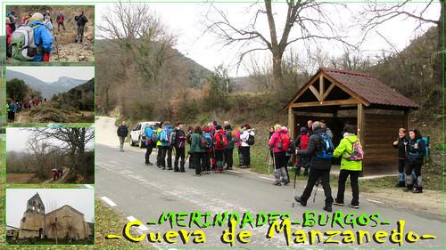 Senderismo por Cueva de Manzanedo en Burgos  David Lazo Alonso (2)