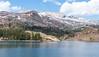Tenaya Lake Yosemite (adamrferry) Tags: yosemite yosemitenationalpark tenaya lake tenayalake swim mountains hills snow water nature wildlife blue sky peak clouds landscape hike hiking california usa