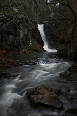 Cascada (Jose Cantorna) Tags: waterfall water nikon d610 agua saltodeagua cascada seda bosque naturaleza nature
