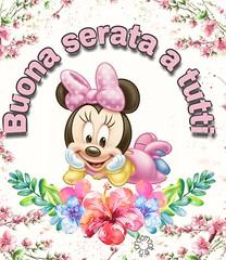 #buona #serata #buonasera #Minnie #flowers #link #buongiornoatutti #page #facebook (tizianamosso) Tags: serata minnie buonasera link buona buongiornoatutti page flowers facebook