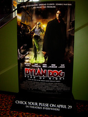 Dylan Dog Poster Movie AD 5632 (Brechtbug) Tags: dylan dog poster movie ad mythology italian comics comic books film billboard advertisement transportation theatre holiday ornaments 42nd street amc new york city 04132011 nyc super hero monsters zombies zombie creature brandon routh sam huntington 2011
