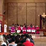 Archbishop José H Gomez with Los Angeles Bishops thumbnail