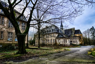 Besuch in der Kent School - Deutschland ..... I
