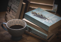 Happy Book Day (V Photography and Art) Tags: books bookday coffee winter warm read snowday