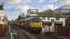 31128 31454 (mike.online) Tags: bamberbridge type2 class31 brush 31128 31454 diesellocomotives rail railways train locomotive