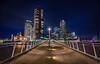 Rotterdam Skyline (mcalma68) Tags: rotterdam skyline cityscape architecture rijnhavenbrug wilhelminapier