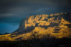 Golden Hour (stone turtle images) Tags: big bend texas sunset sunrise storm rain